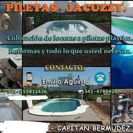 Emilio Aguirre construcciónes