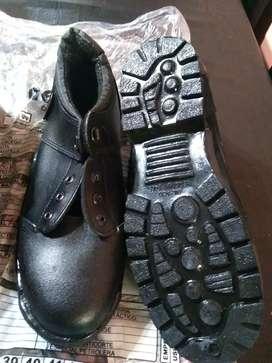 Zapatos de seguridad nuevos punta de acero