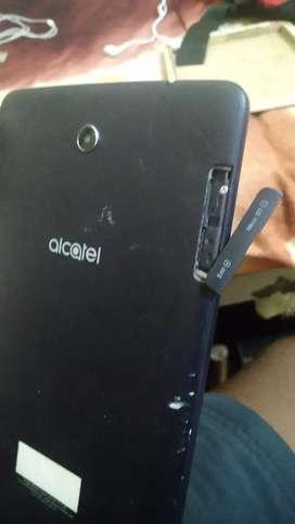 Vendo tablet alcatel para repuestos