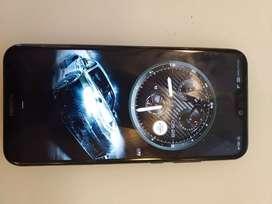 Vendo Huawei p20 lite de 32 gb buen 3stado de 9 a 10 y dos meses de uso conservado al máximo