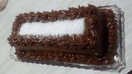 Budín De Pan Grande 12 Porciones