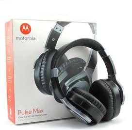 Audífonos Motorola Pulse Max Nuevos