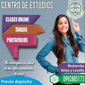 CLASES ON LINE Y DISEÑO GRAFICO