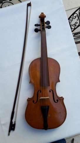 """Violin """"Breyer Hnos"""", Restaurado c/nuevo"""