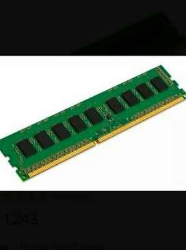 Memoria Ram 4gb Pc-cpu Ddr3