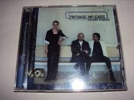 CD original Presunto Implicados
