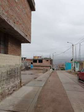 Se vende terreno en asociación wari ajopampa