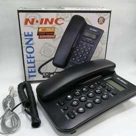 Teléfono fijo kx y 076