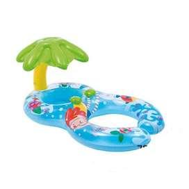 Flotador para bebé y mamá o papá
