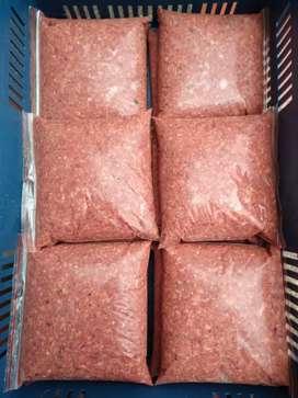 Dieta barf (comida natural para todas las razas y tamaños)