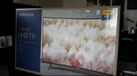 Tv smar tv 55 4k curvo Samsung