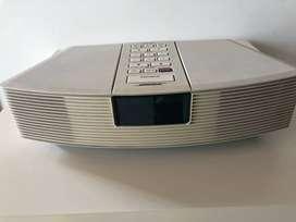 Bose Wave Radio Reloj AM / FM / AUX