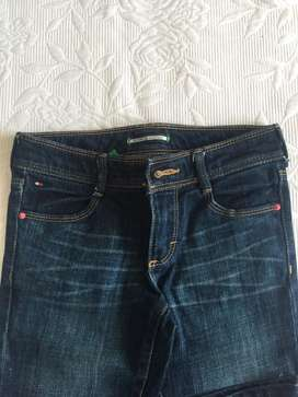 Jeans oxford niña