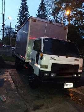 Camion Delta Diesel para 3.5 Toneladas