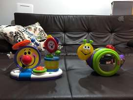 Hermosos Juguetes Fisher Price