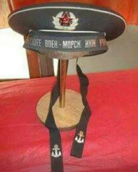 Gorra sovietica