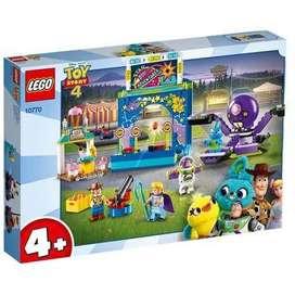 Juego LEGO TOY STORY 4 - BUZZ Y WOODY: LOCOS POR LA FERIA