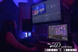 Estudio de producción musical en cali