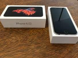 iPhone 6s de 64gb. Muy bueno.