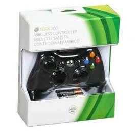 control xbox inalambrico 360 con la mejor tecnologia para  jugar a gusto!