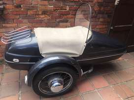 Sidecar side car