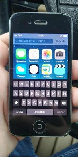 iPhone 4s cómo nuevob