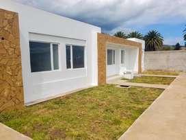 Ibarra se vende casa planta baja en el Ejido de Caranqui