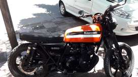 Kawasaki Z550.TITULAR. PAPELES AL DIA