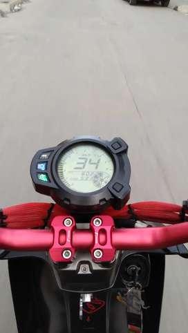 Moto en excelentes condiciones