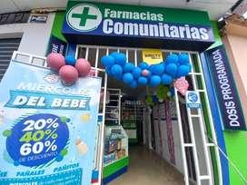 En Venta Farmacia Comunitaria