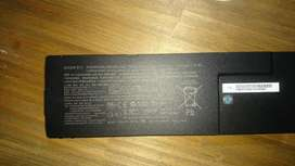 Bateria Notebook Sony Bsp 24 para Ultrab