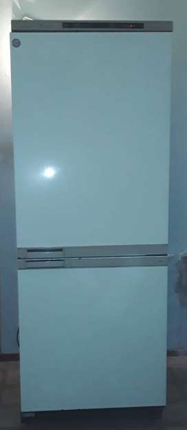 Heladera con freezer Philips Whirlpool two compressors