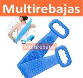 Masajeador Para Baño Diseño Tira Para Espalda