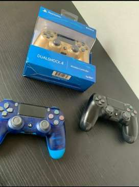 Controles de Playstation 4