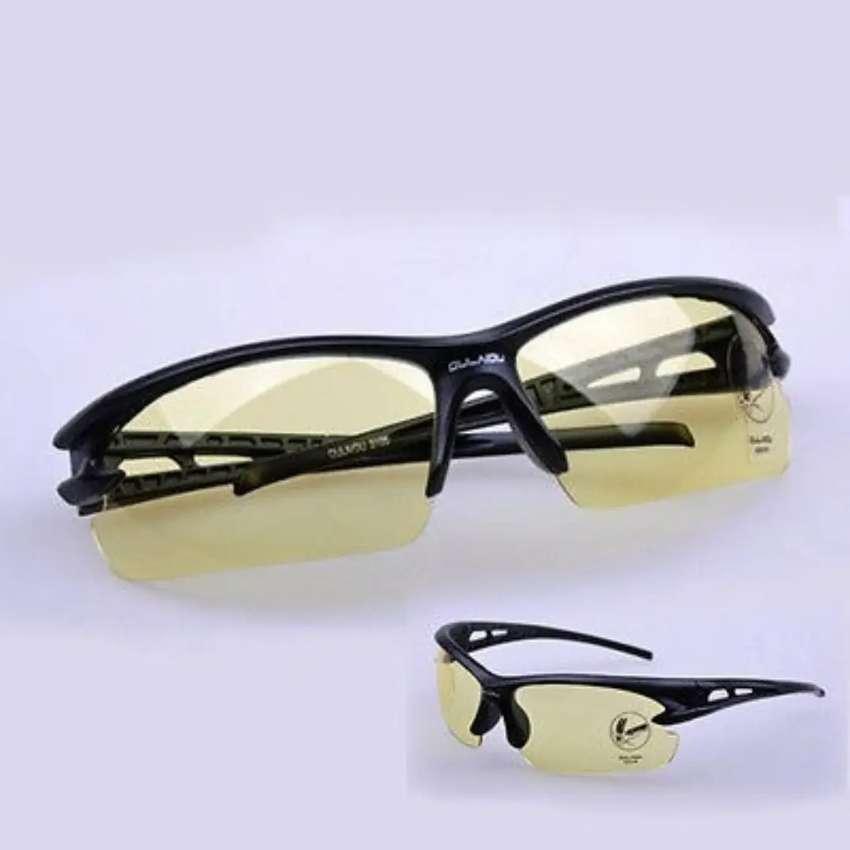 Gafas Vision Nocturna Para Conducir Trotar Noche Uv Impormel