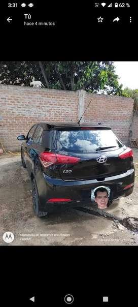 Vendo mi auto Hyundai i20