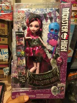 Muñeca monster high original