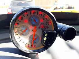 Rpm x 1000 GTO