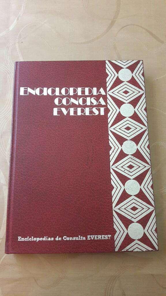Enciclopedia Concisa Everest 0
