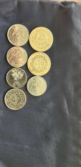 Monedas Filipinas
