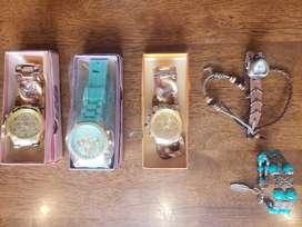 Hermosos Relojes de Fantasía en Liquidación