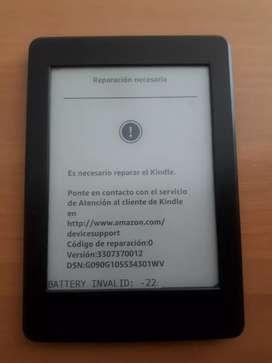 Kindle (no anda. Para repuestos)