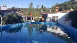 Casa de campo - Alquiler por dia - Ideal VACACIONES en familia - Asador, pileta, jardin