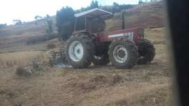 Tractor agricola. Fiat 8066