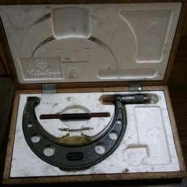 Micrometro Mitutoyo 125 150