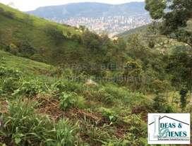 Lote En Venta Medellin Sector Manzanillo: Código  823419