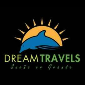 Se vende certificado de viajes con la agencia dreams travel