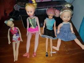 Barbies muñecas