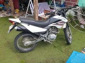 MOTO HONDA NXR125-BROS