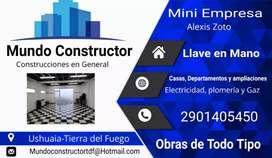 Mundo Constructor TdF Obra vendida